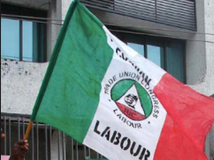 NLC Strikes Against May Day celebration In Kogi to protest Non-Payment of salary from their state Government