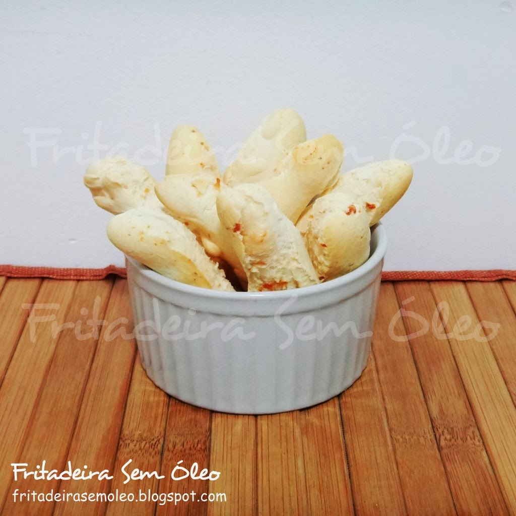 Biscoitos De Polvilho Na Airfryer Fritadeira Sem óleo Receitas Airfryer