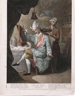 El Bello en extasis. 1773. Lacasamundo.com