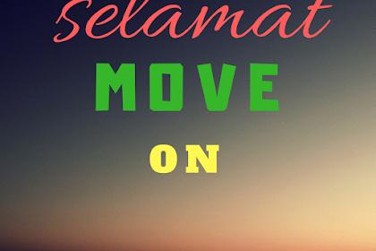 Cara move on yang paling joss di jaman now