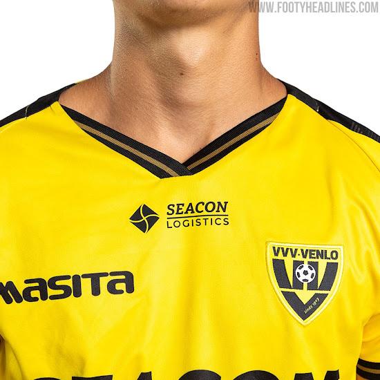 Vvv Venlo 20 21 Home Away Kits Released Footy Headlines