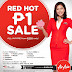 Air Asia #REDHOtPiso Sale 2016-2017