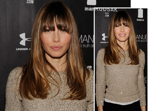 Jessica Biel | Next Generation Filmmaker Dinner
