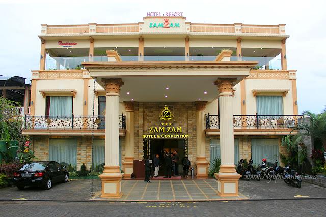 zamzam hotel resort convention batu malang