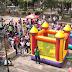 Niños de San Mateo disfrutaron de la celebración del Día del Niño