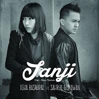 Lirik Lagu Igha Basnapal Janji (Feat Syahrul Gunawan)