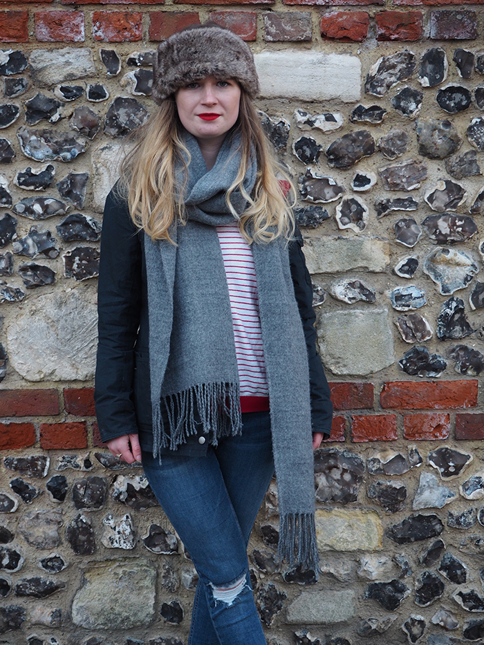 asos stripe top fashion bloggers