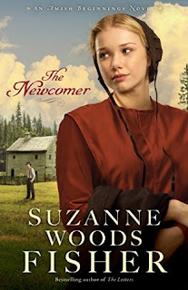 Heidi Reads... The Newcomer by Suzanne Woods Fisher