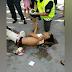 Lelaki Cedera Ditikam Penyamun