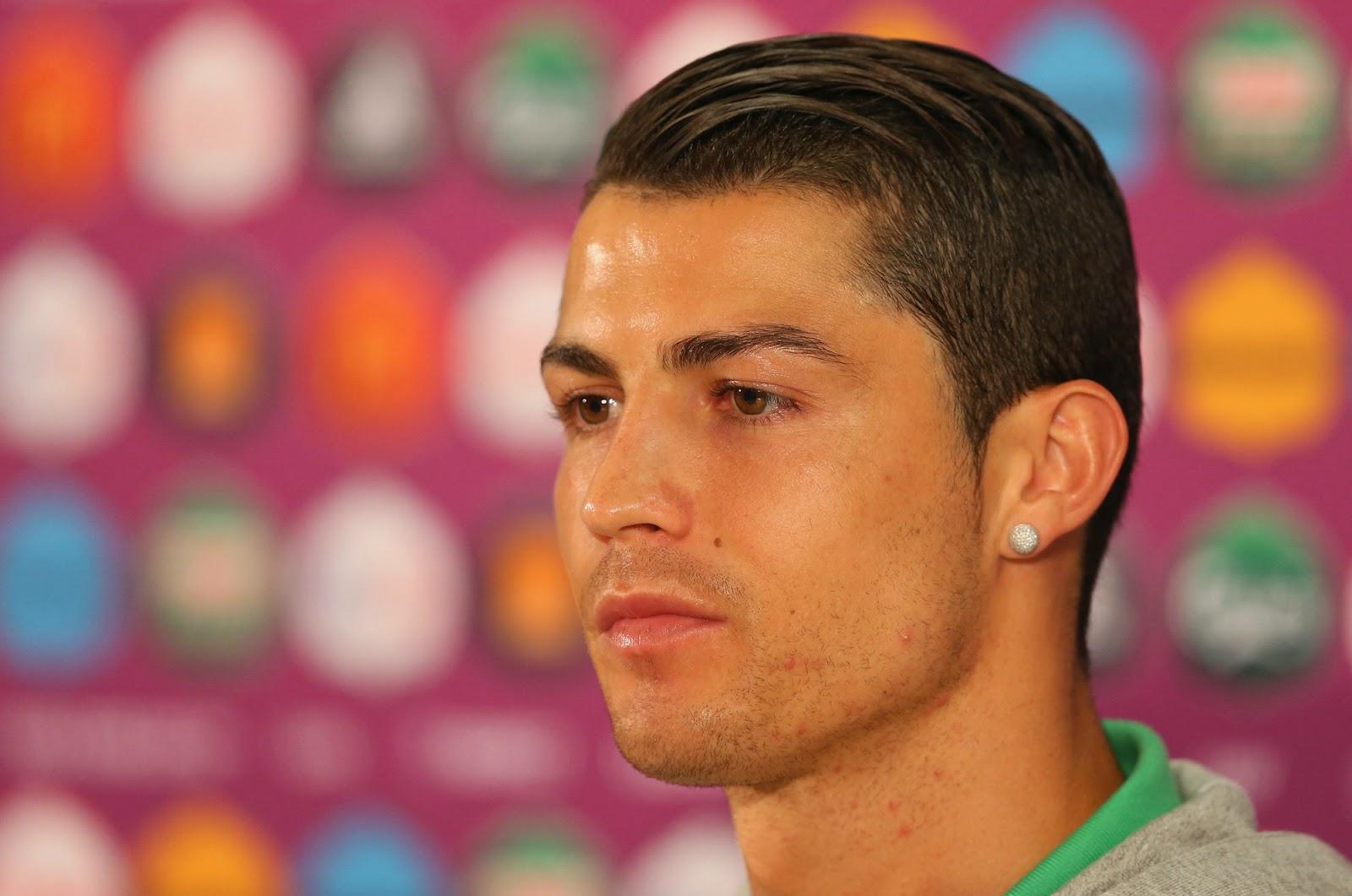Gaya Rambut Cristiano Ronaldo Terbaru