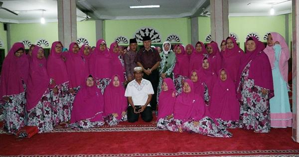 Emzalmi Ajak BKMT Wujudkan Masyarakat Madani di Kota Padang