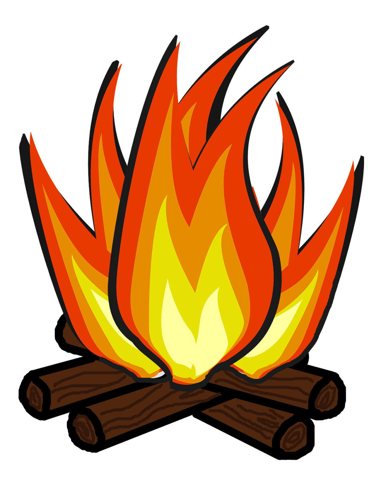 literary hoots flannel friday camping campfire clipart images campfire clipart jpg