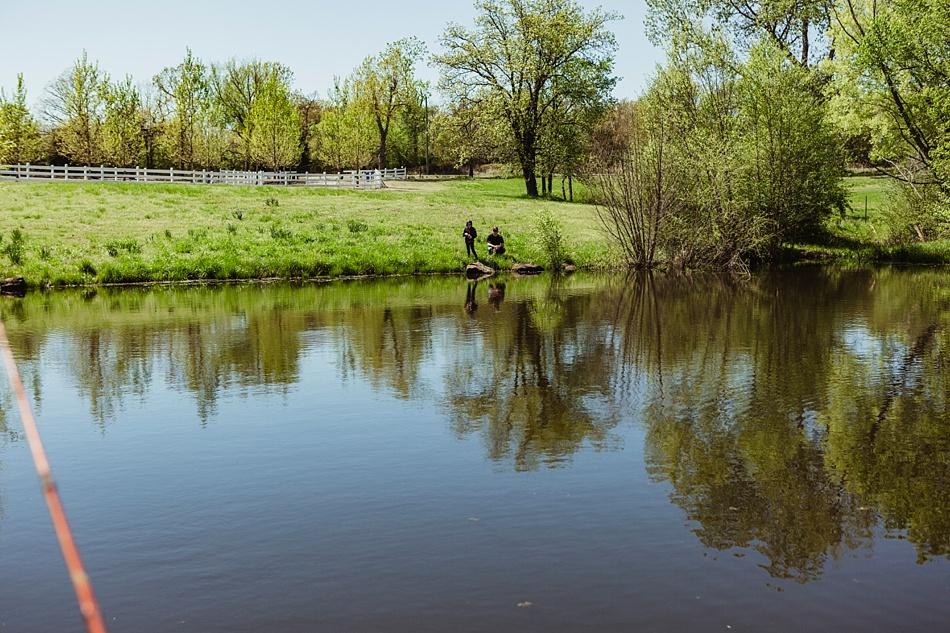 spring at Oak Grove Garden Coweta OK Teresa Dawkins