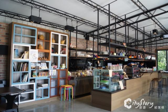 【草屯美食餐廳】鐵棟創藝 T-Dung Cafe-早午餐下午茶-九九峰下藝術空間共處的絕妙咖啡廳