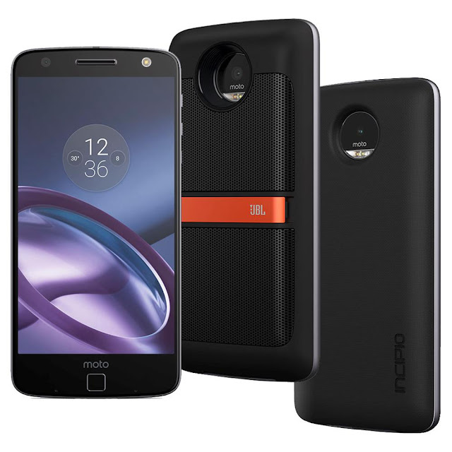 Smartphone Moto Z Power & Sound Edition é um aparelho que chegou para revolucionar