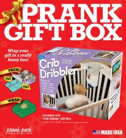 Prank Gift Box - Fun April Fools Day Gag Gift
