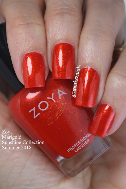 Zoya Sunshine Collection Marigold