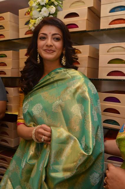 Kajal Agarwal photos At Trisha Designer Store Launch
