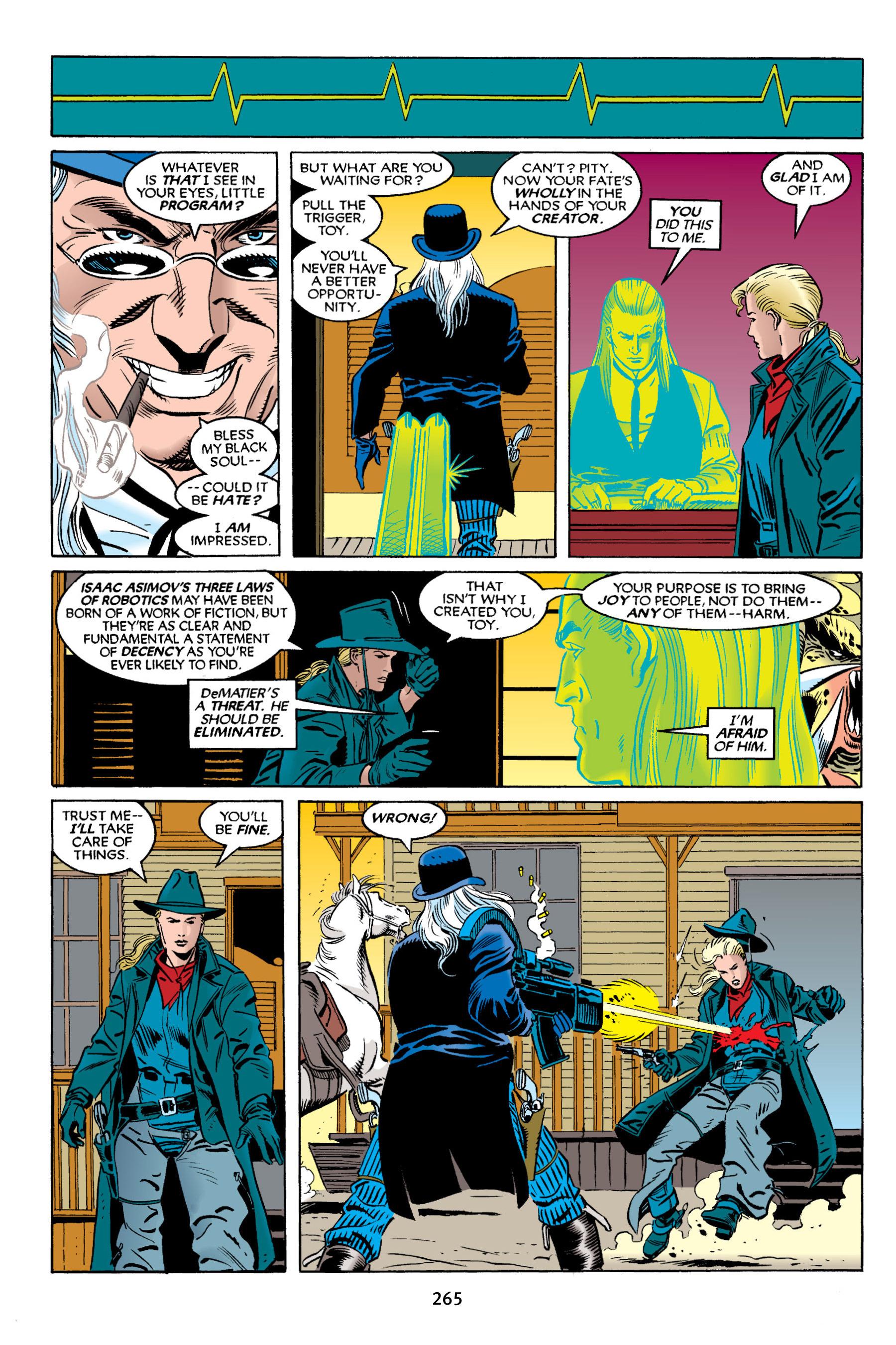 Read online Aliens vs. Predator Omnibus comic -  Issue # _TPB 2 Part 3 - 40