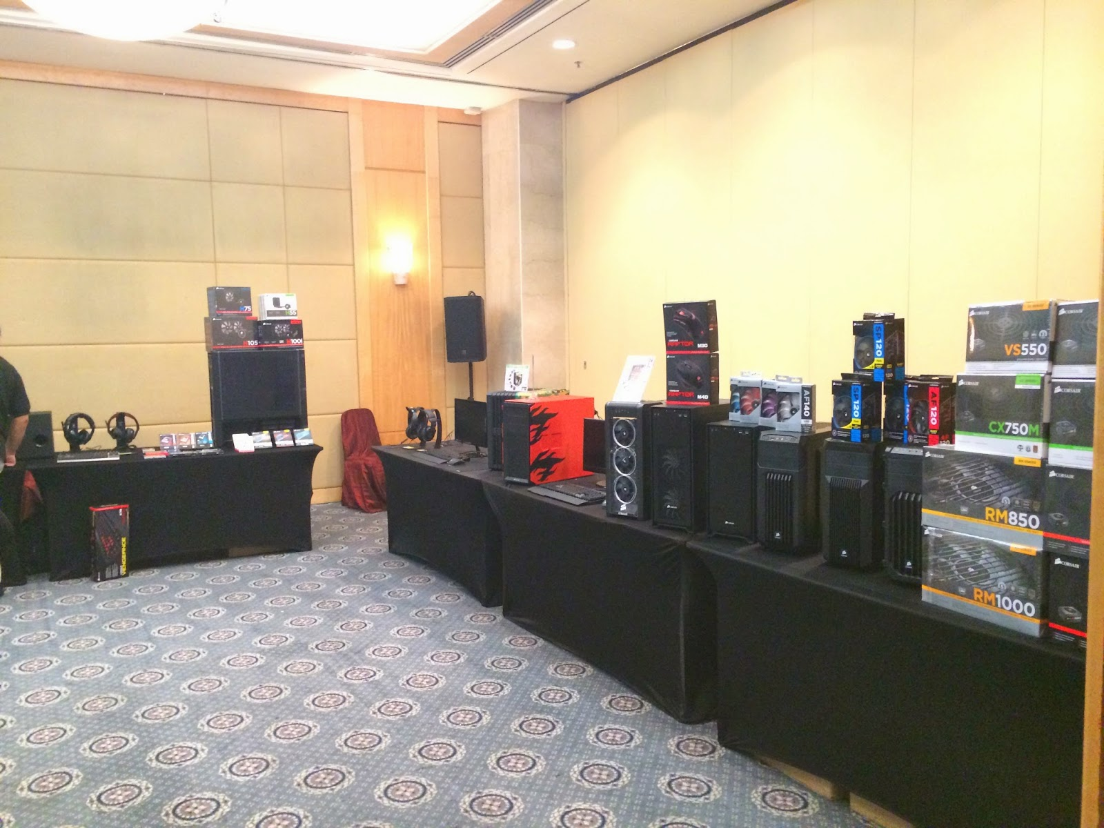 Coverage of Corsair Event @Melia Kuala Lumpur 3