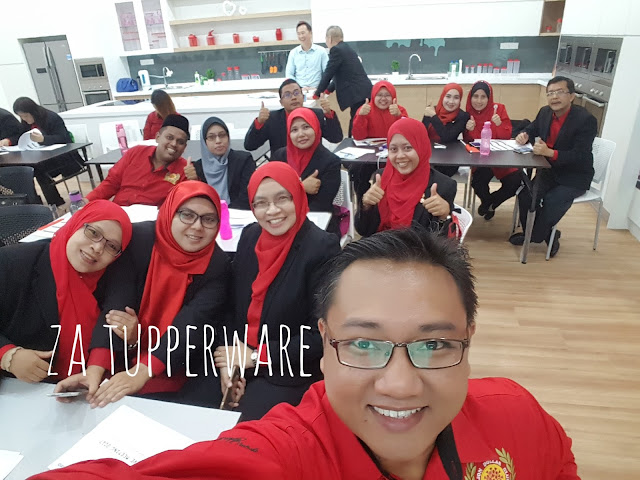 Arena Success Group Tupperware