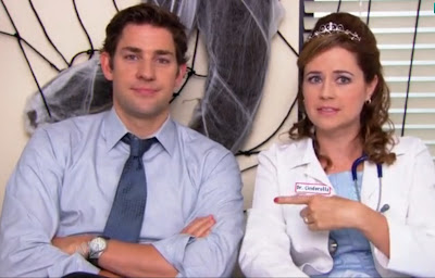 Jim And Pam Wedding Episode.The Office Isms Jim Pam Trouble In Paradise