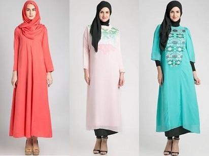 Model Baju Hamil Muslim Paling Trendy 2018