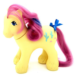MLP Texas Year Six Pony Aventurero G1 Pony