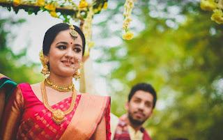 6. Pengantin Akriti: Ratu Dalam Kanjeevaram