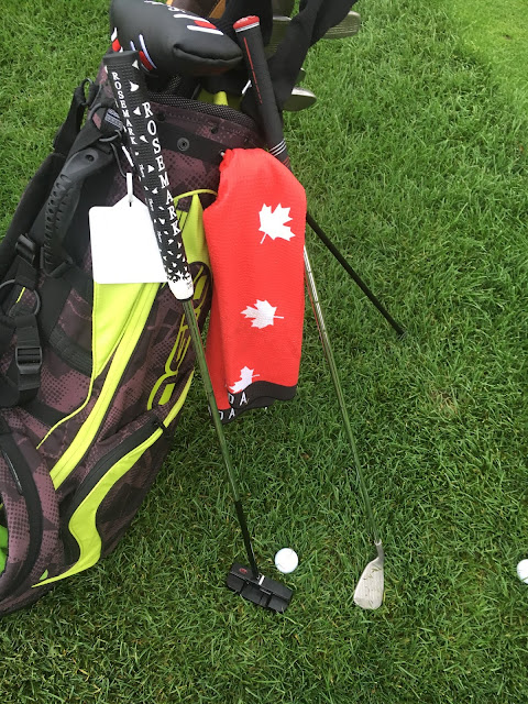 Golf Product Review: Oh Canada Tour Towel - Uther Golf