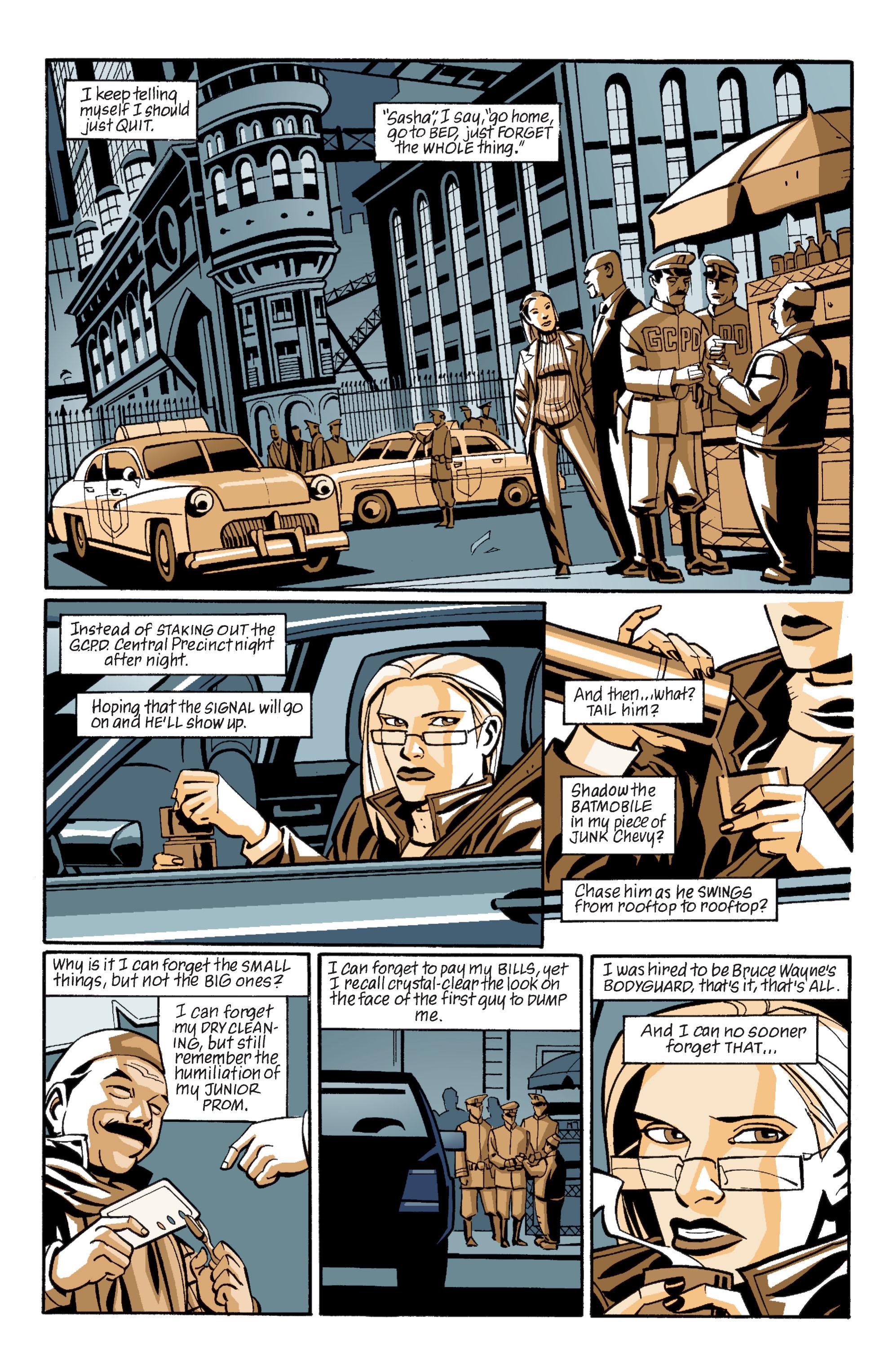 Detective Comics (1937) 758 Page 1