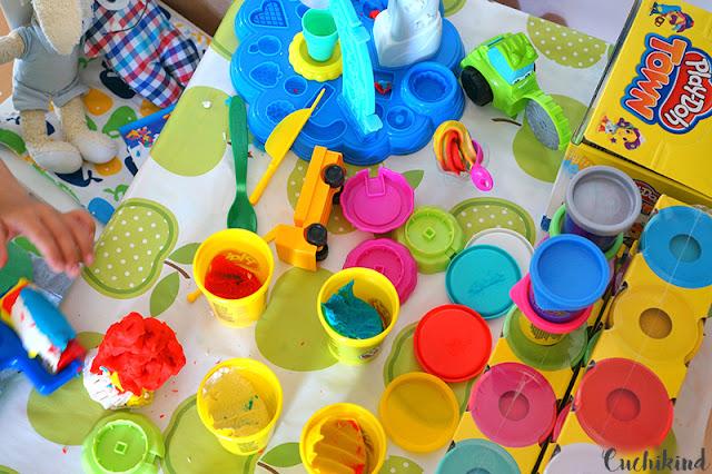 knete von Play-doh