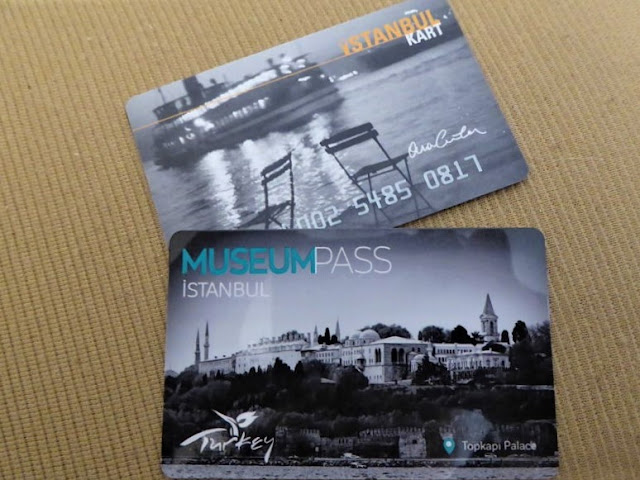 istanbul kart e museum pass