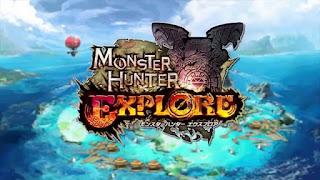 Monster Hunter Explore v05.02.00 Mod Apk Terbaru
