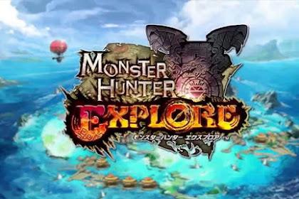 Monster Hunter Explore v06.00.00 Mod Apk Terbaru