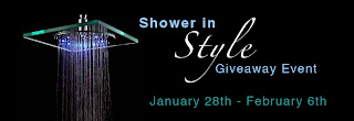 Shower in Style Giveaway
