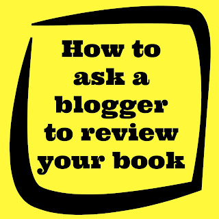 advice to authors wanting to pitch a book blogger for a review