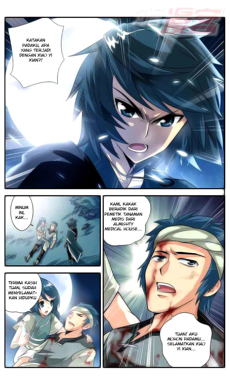 Battle Through the Heavens Chapter 31-29