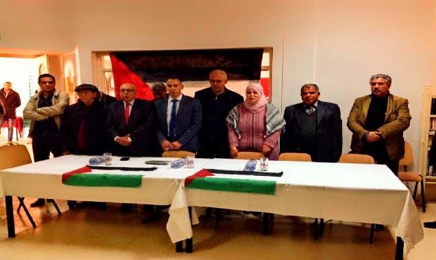 فلسطين عربية ولا عزاء لخَوَنة التاريخ والجغرافيا