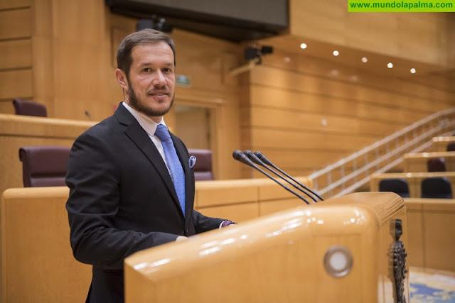 Mariano Hernández Zapata senador