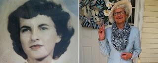 Helen, la abueluita,  un fenómeno en Instagram
