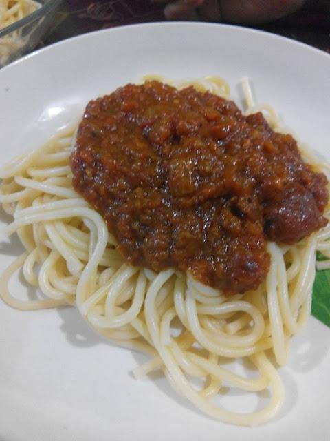 Spaghetti Bolognese & Carbonara