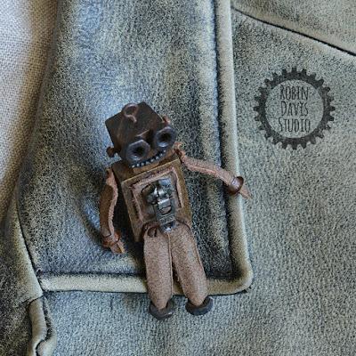 My Minibots by Robin Davis Studio - Etsy