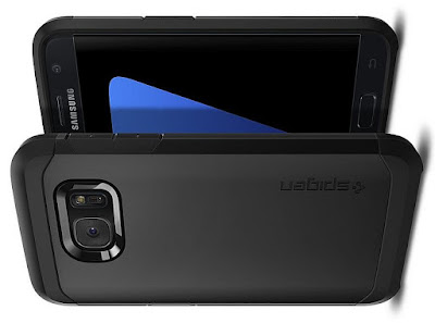 Best Galaxy S7 Case, Spigen® [Tough Armor] HEAVY DUTY [Black] EXTREME Protection / Rugged but Slim Dual Layer Protective Case