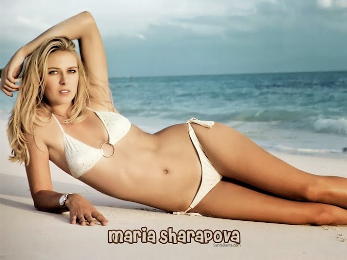 Hot Photos of Maria Sharapova Sexy picture gallery