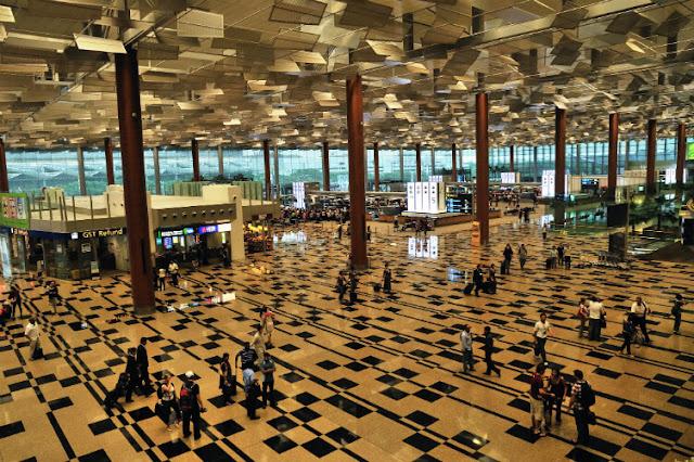 أفضل 10 مطارات في العالم 2016