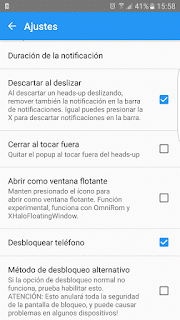 YoAndroideo.com: Heads-Up Notifications, notificaciones incluso con la pantalla apagada