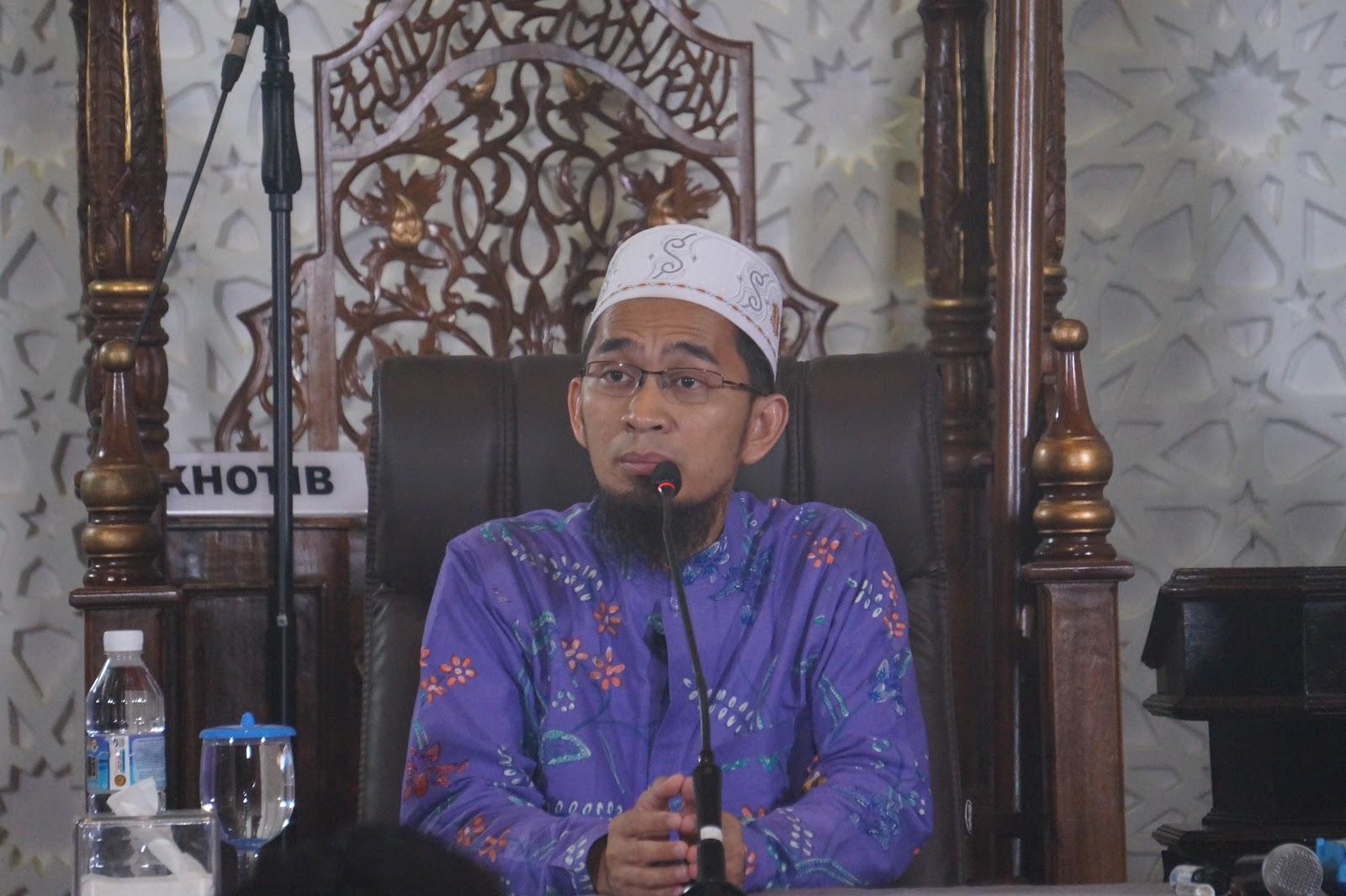 Ustadz Adi Hidayat: Kita Semua Salafi