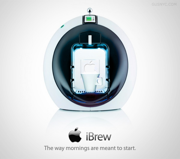 iBrew Design Concept Image: Intelligent computing