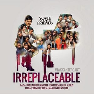 Yovie And His Friends - IRREPLACEABLE (Full Album 2013)